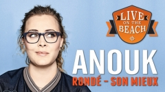 Busreis LIVE on the BEACH - Anouk