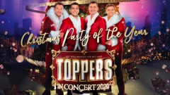Busreis Toppers in Concert 2021 Christmas Party of the Year