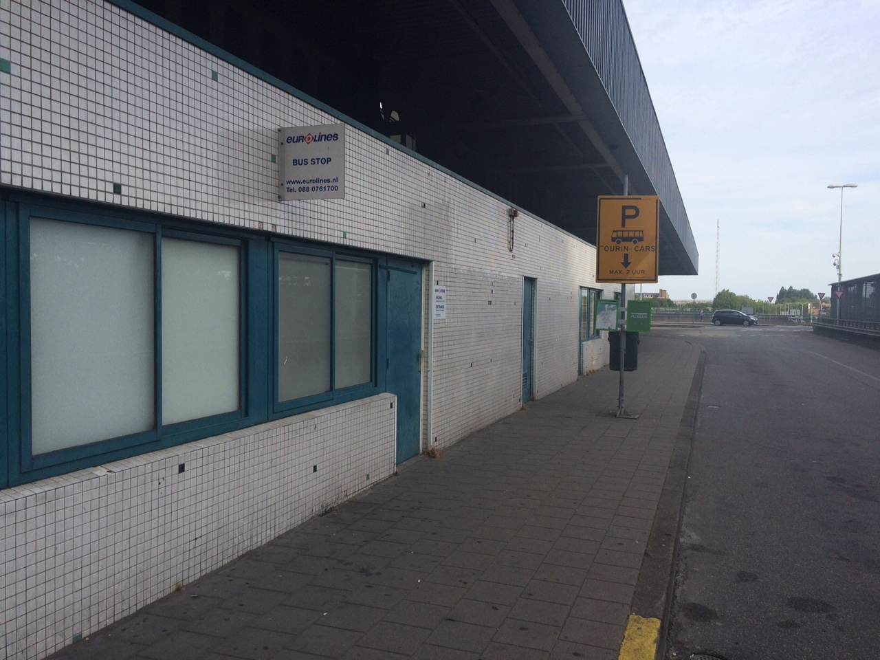 Den Haag Station Pendeldienst